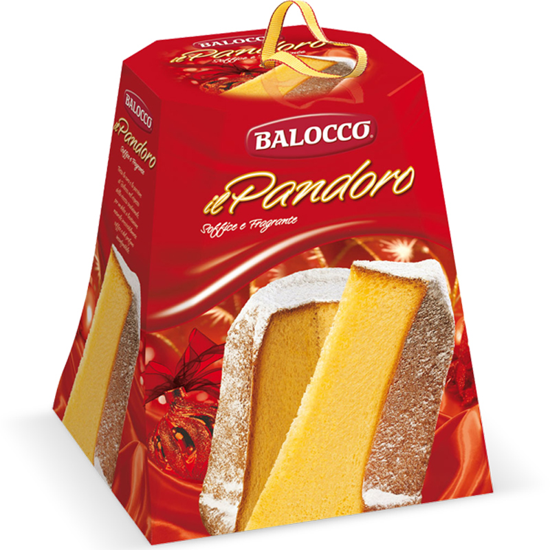 Pandoro is a naturally leavened and oven baked cake, prepared by ...