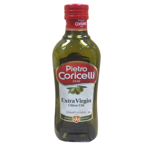 Cod.EVCO02 Olio Extravergine di oliva, lt 0,5 - CORICELLI