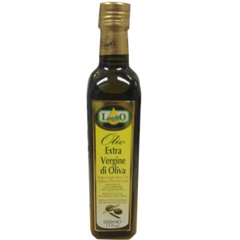 Cod. LU02 Olio Extravergine d'oliva Lt 0,500 - LUGLIO Do & To Import