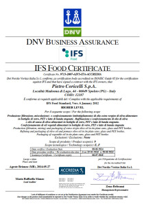 CORICELLI-IFS-Certificate