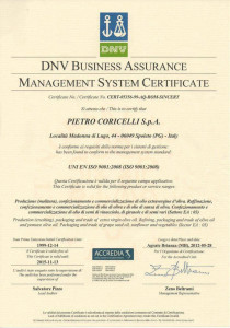 CORICELLI-ISO9001_2008