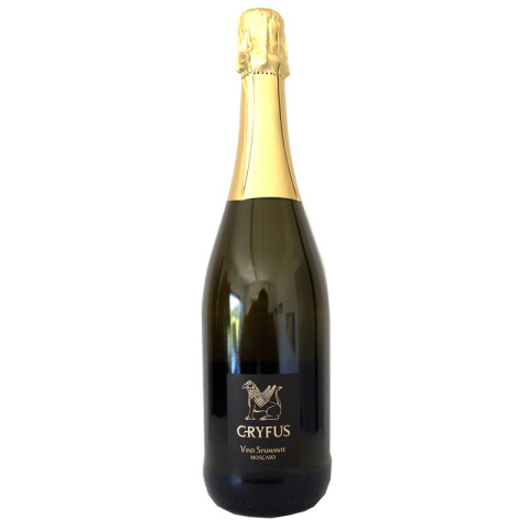 Cod. Gr10 Spumante Moscato 7° – GRIFO Do & To import