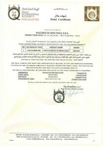 RISCOSSA-halal-cetificate