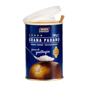 Grana Padano tin - 160g Maser