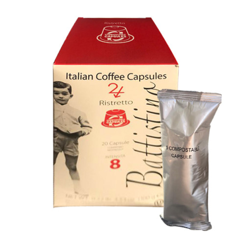 cialde caffè battistino compatibili nespresso